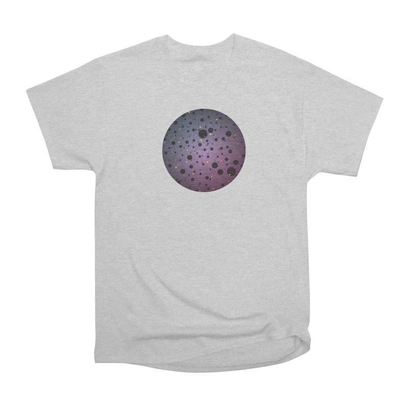 Atomic Circle Men's Heavyweight T-Shirt by virbia's Artist Shop