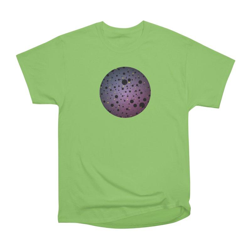 Atomic Circle Women's Heavyweight Unisex T-Shirt by virbia's Artist Shop