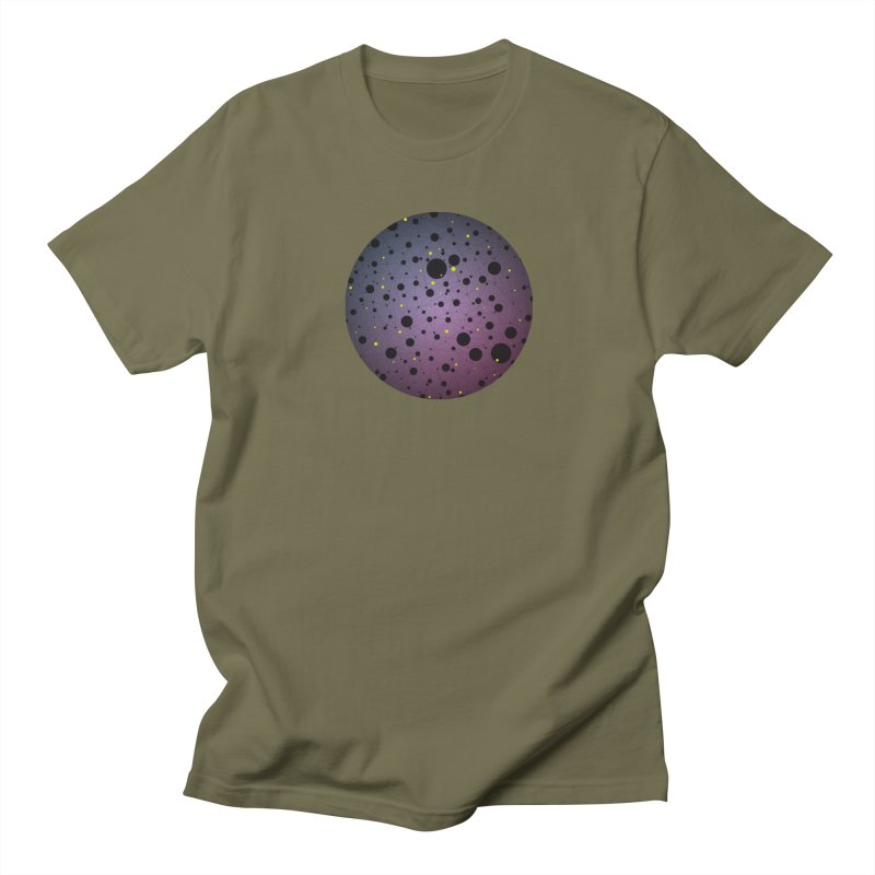 Atomic Circle Women's Regular Unisex T-Shirt by virbia's Artist Shop