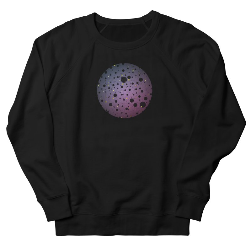 Atomic Circle Women's Sweatshirt by virbia's Artist Shop