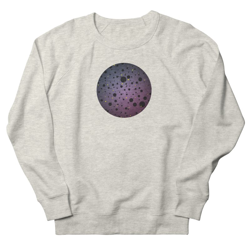 Atomic Circle Men's Sweatshirt by virbia's Artist Shop