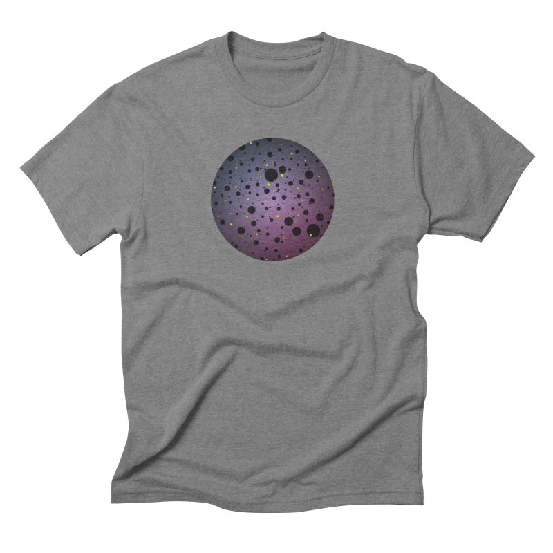 Atomic Circle Men's T-Shirt by virbia's Artist Shop