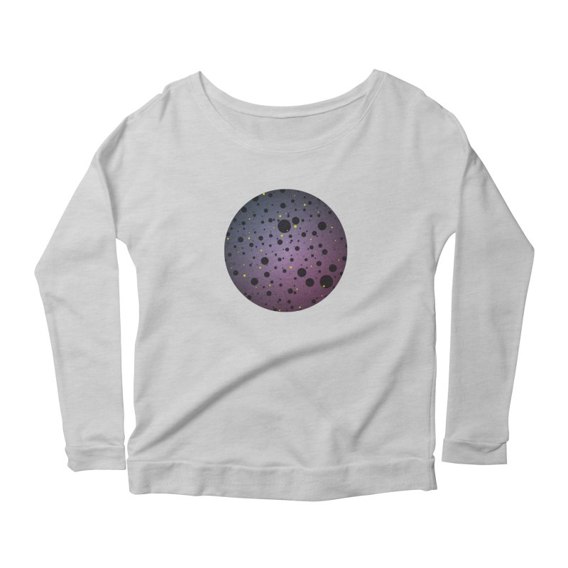 Atomic Circle Women's Longsleeve T-Shirt by virbia's Artist Shop