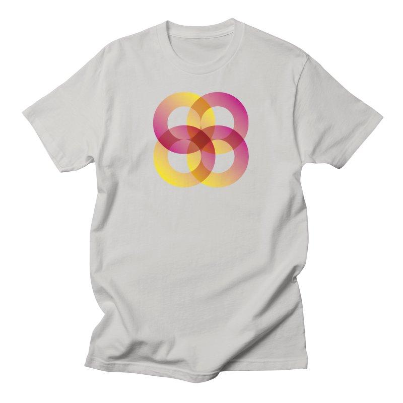 Power Rings Men's T-Shirt by virbia's Artist Shop