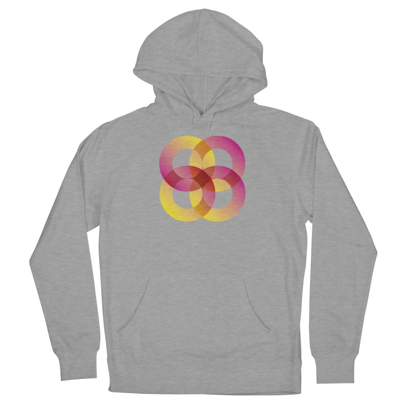 Power Rings Women's Pullover Hoody by virbia's Artist Shop
