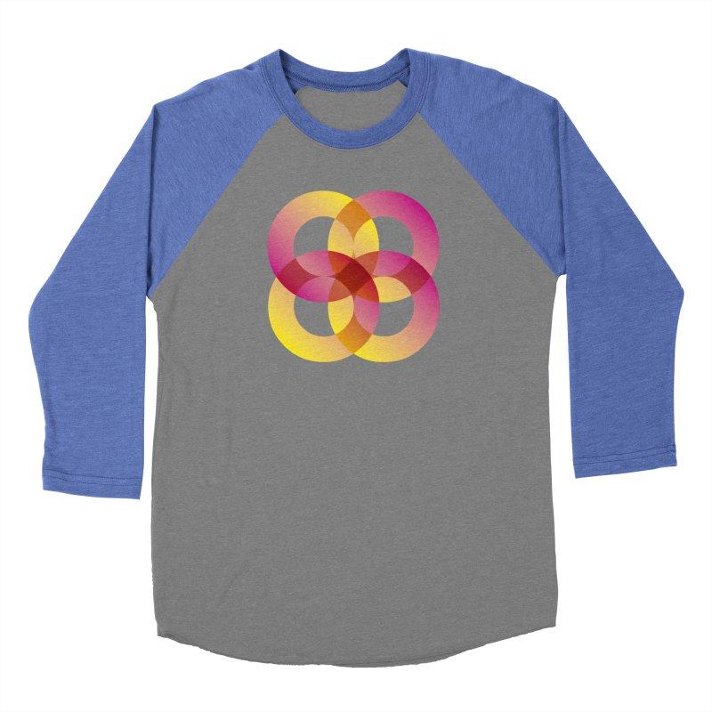 Power Rings Women's Longsleeve T-Shirt by virbia's Artist Shop