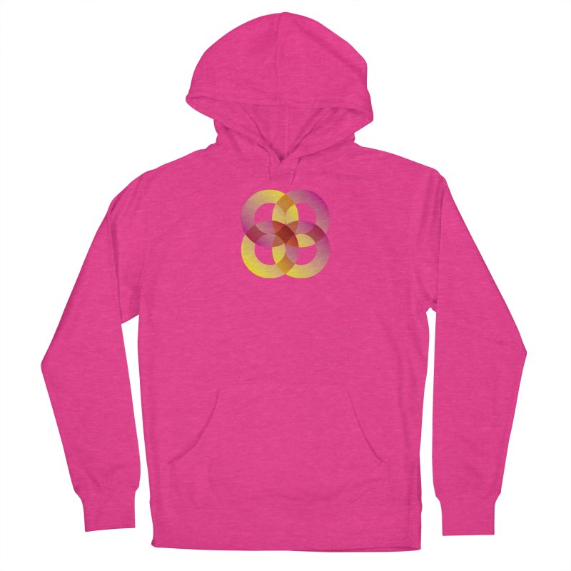 Power Rings Women's Pullover Hoody by virbia's Artist Shop
