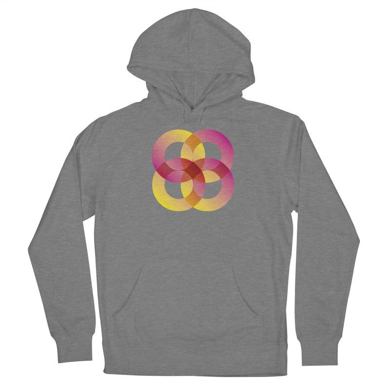 Power Rings Men's Pullover Hoody by virbia's Artist Shop