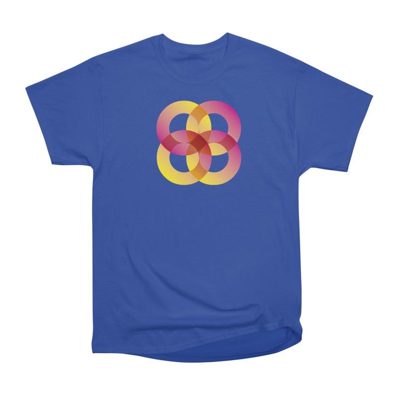 Power Rings Women's T-Shirt by virbia's Artist Shop