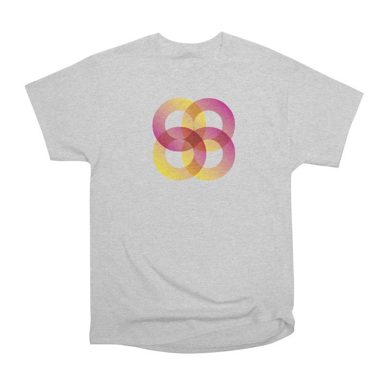 Power Rings Women's Heavyweight Unisex T-Shirt by virbia's Artist Shop
