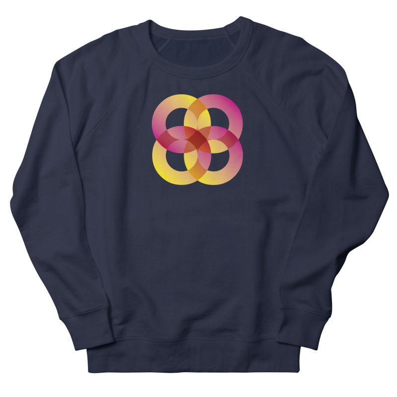 Power Rings Women's Sweatshirt by virbia's Artist Shop