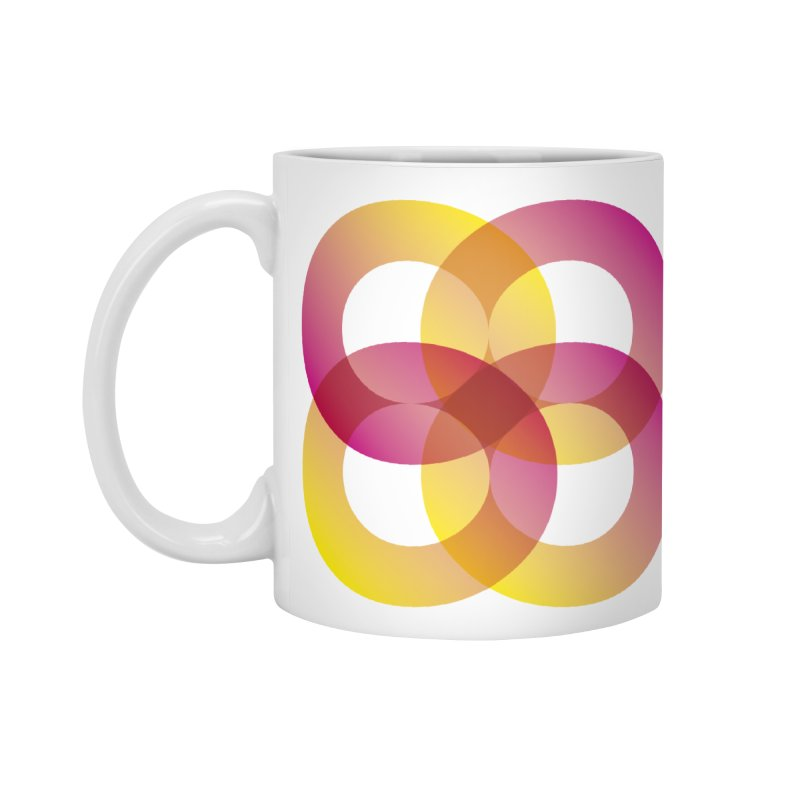 Power Rings Accessories Mug by virbia's Artist Shop