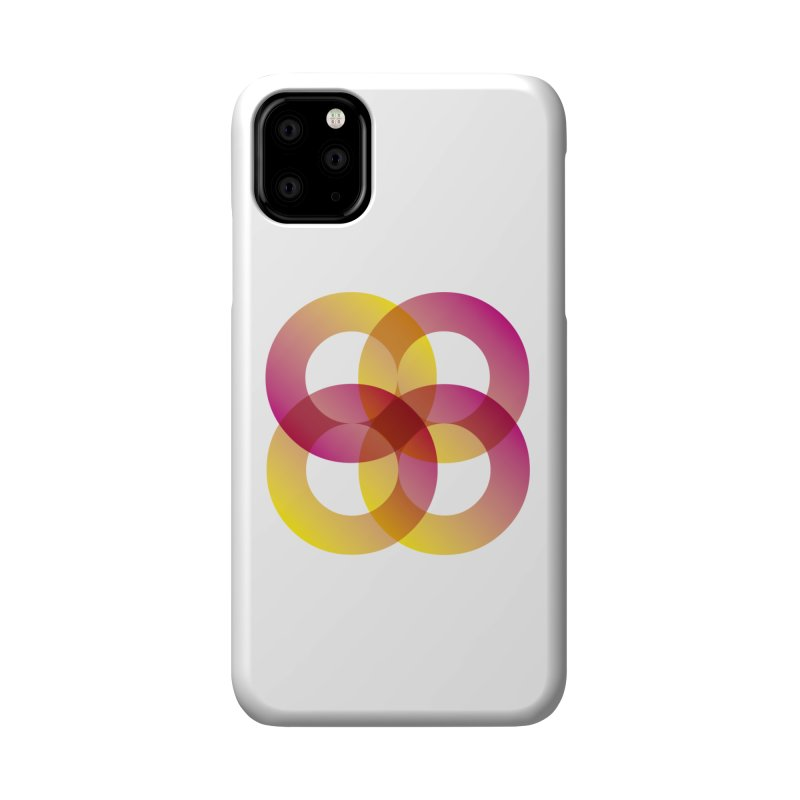 Power Rings Accessories Phone Case by virbia's Artist Shop
