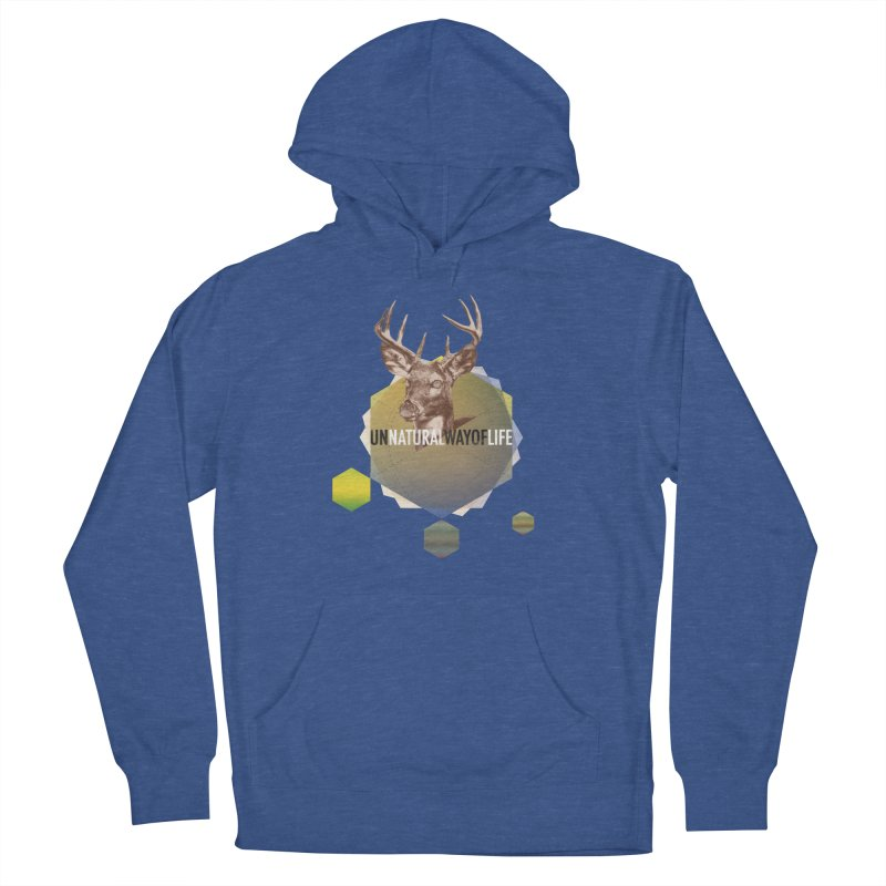 Magic Deer Women's Pullover Hoody by virbia's Artist Shop