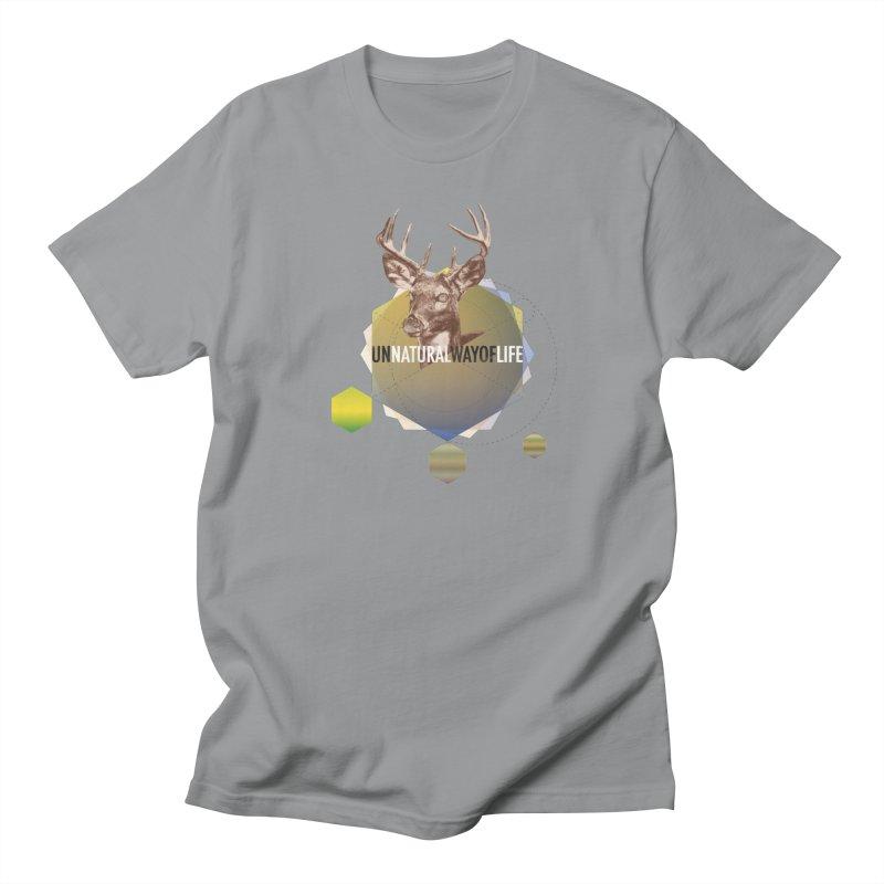 Magic Deer Women's Regular Unisex T-Shirt by virbia's Artist Shop