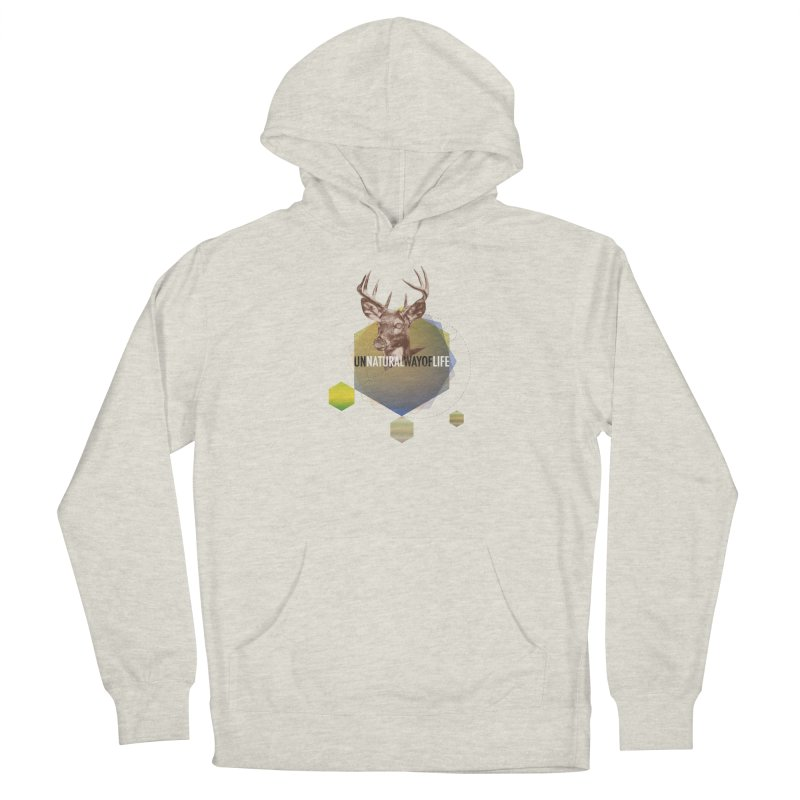 Magic Deer Men's Pullover Hoody by virbia's Artist Shop