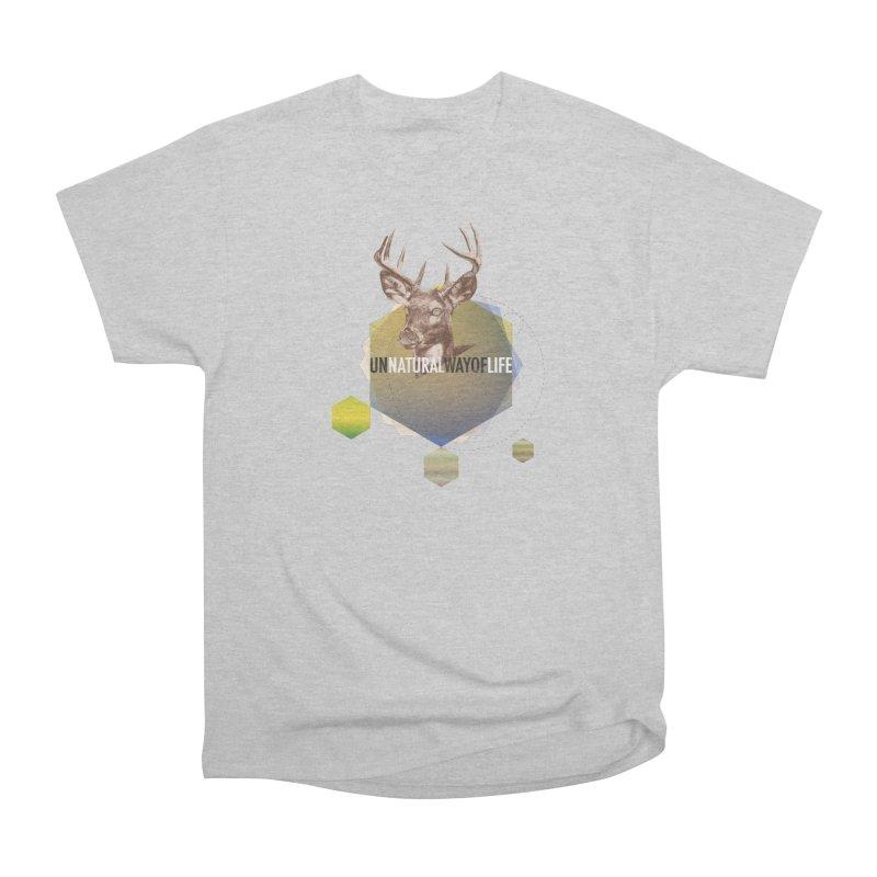 Magic Deer Women's Heavyweight Unisex T-Shirt by virbia's Artist Shop