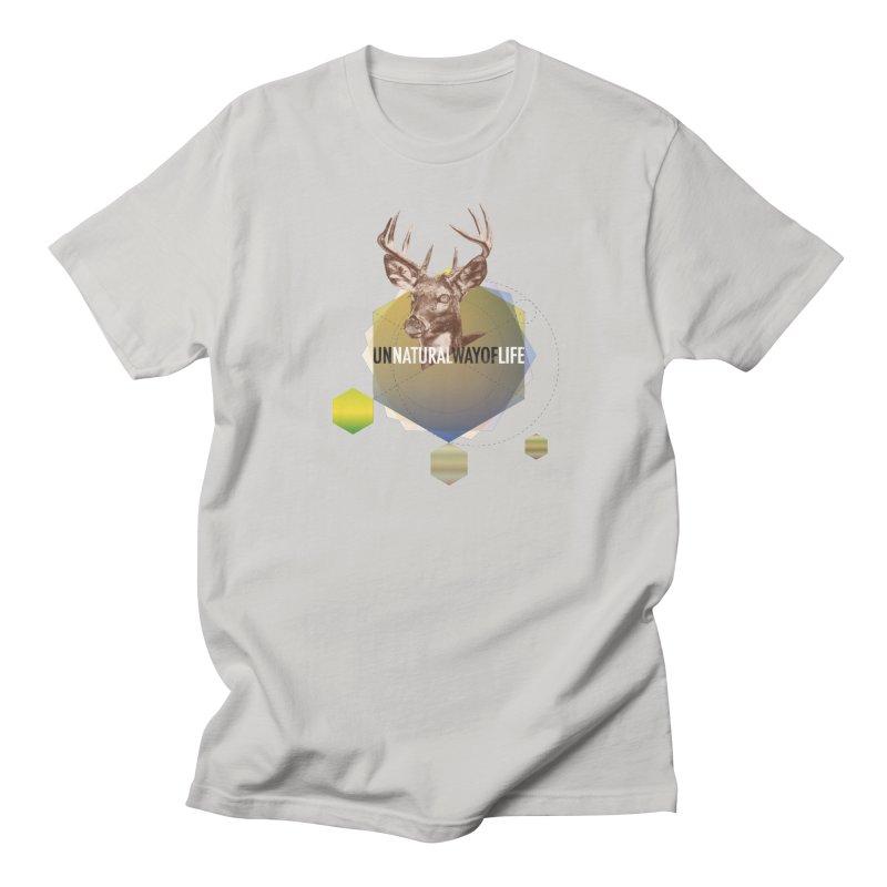 Magic Deer Men's T-Shirt by virbia's Artist Shop