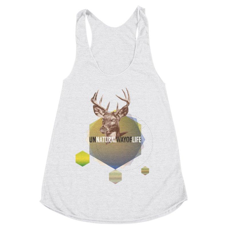 Magic Deer Women's Tank by virbia's Artist Shop