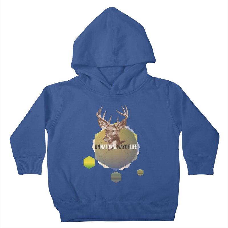 Magic Deer Kids Toddler Pullover Hoody by virbia's Artist Shop