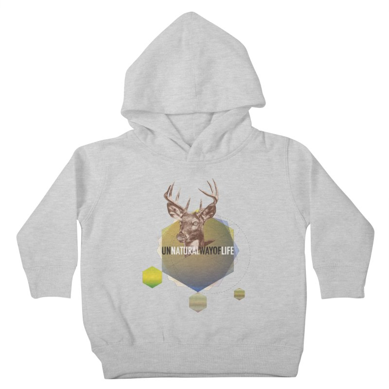 Magic Deer Kids Toddler Pullover Hoody by virbia's Artist Shop