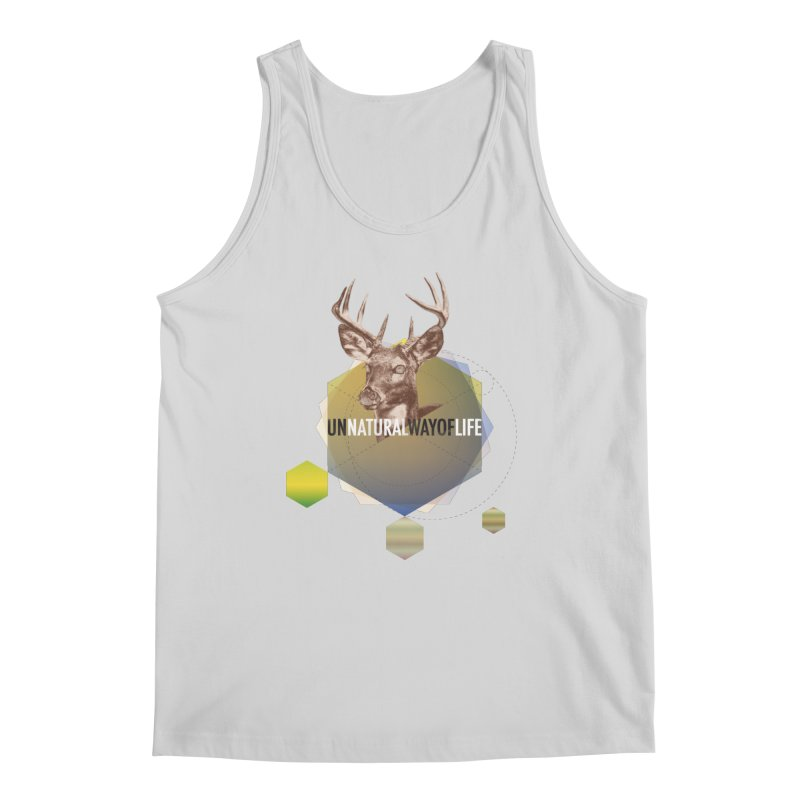 Magic Deer Men's Tank by virbia's Artist Shop