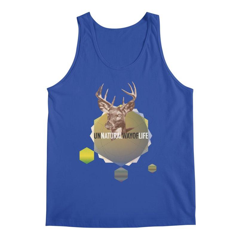 Magic Deer Men's Tank by virbia's Artist Shop