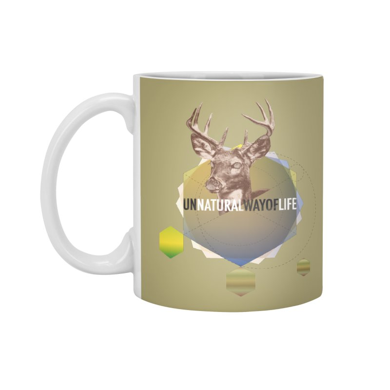 Magic Deer Accessories Mug by virbia's Artist Shop