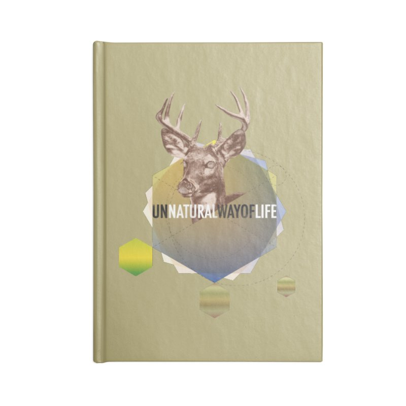 Magic Deer Accessories Notebook by virbia's Artist Shop