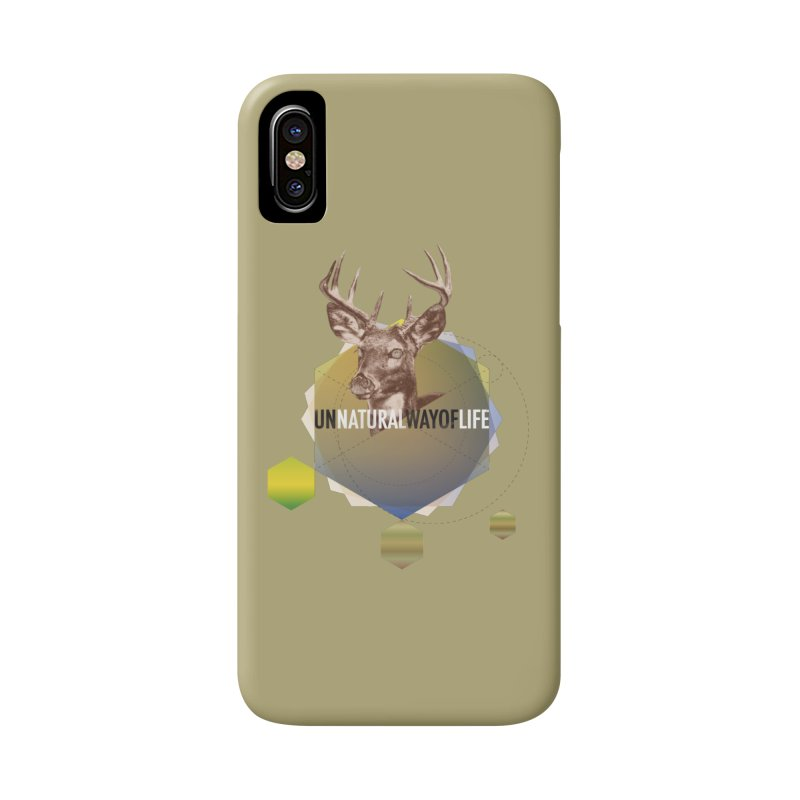 Magic Deer Accessories Phone Case by virbia's Artist Shop