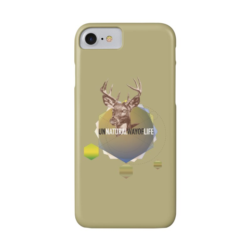 Magic Deer Accessories Phone Case by virbia's Artist Shop