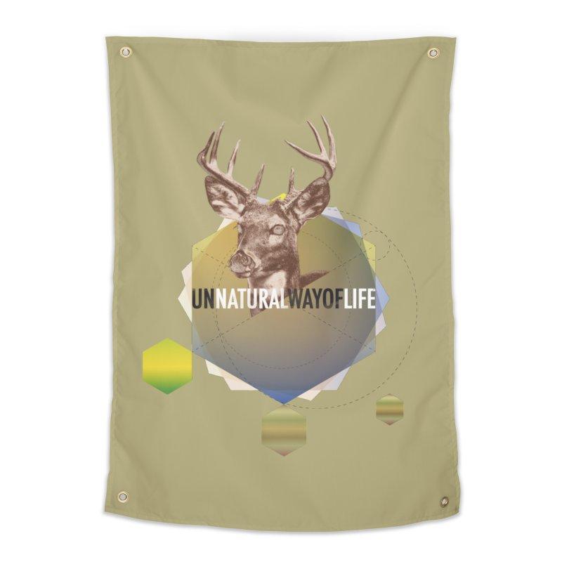 Magic Deer Home Tapestry by virbia's Artist Shop
