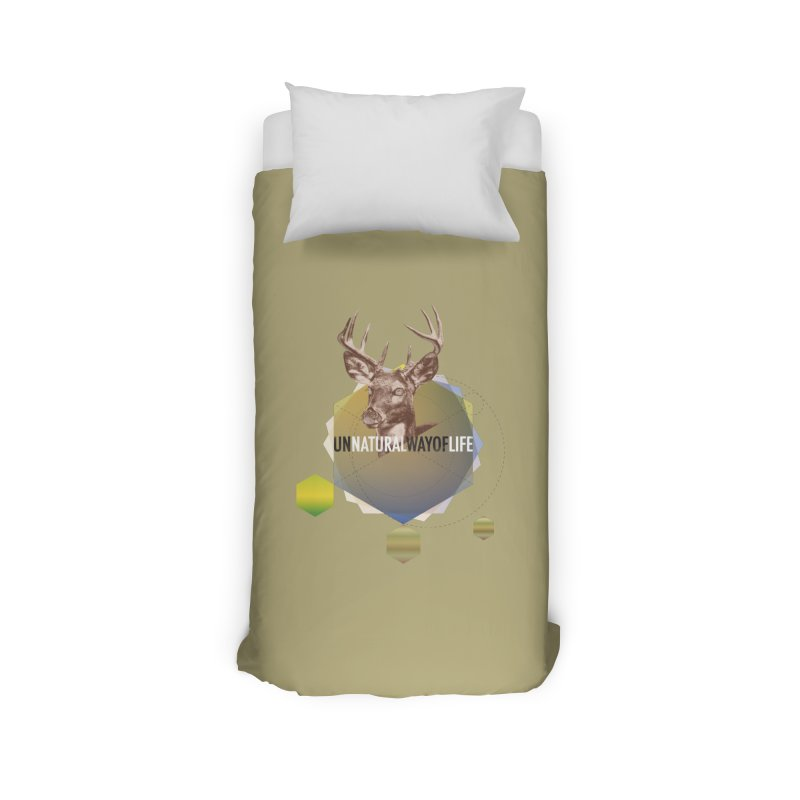 Magic Deer Home Duvet by virbia's Artist Shop