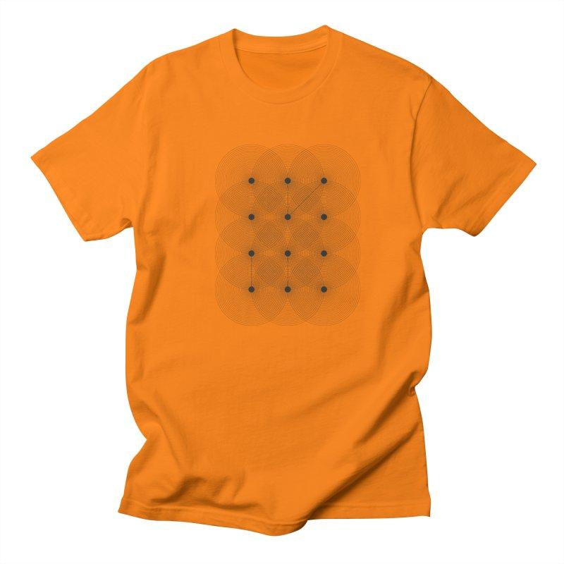 geometrical distortion 1 Women's Regular Unisex T-Shirt by virbia's Artist Shop