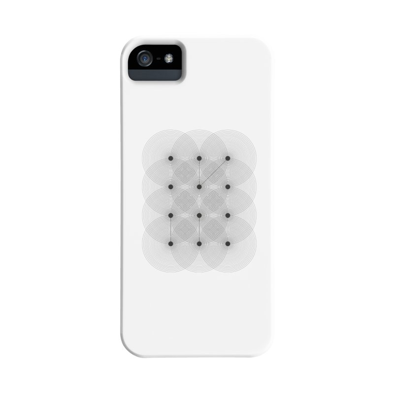 geometrical distortion 1 Accessories Phone Case by virbia's Artist Shop