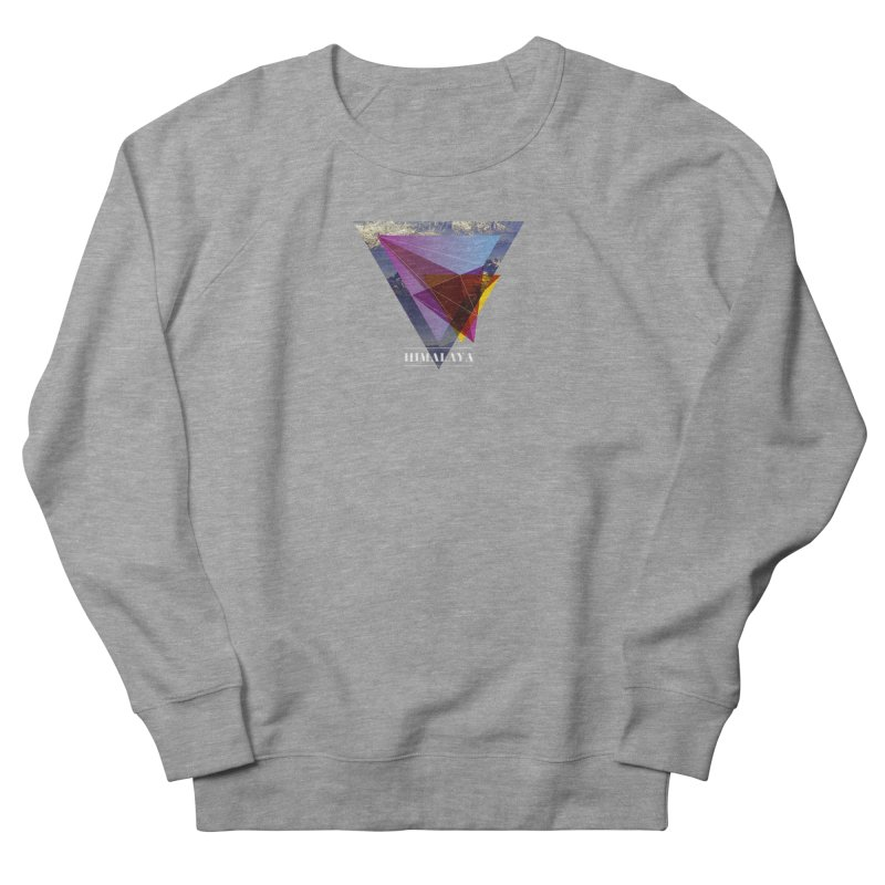 Himalaya Men's Sweatshirt by virbia's Artist Shop