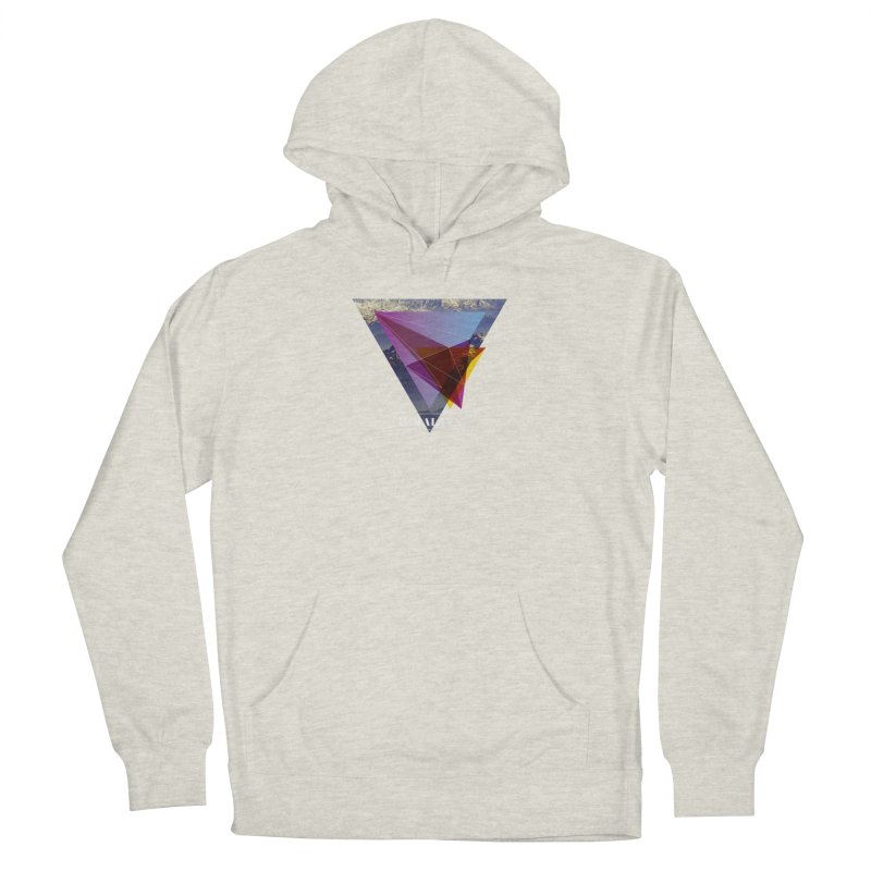 Himalaya Men's French Terry Pullover Hoody by virbia's Artist Shop