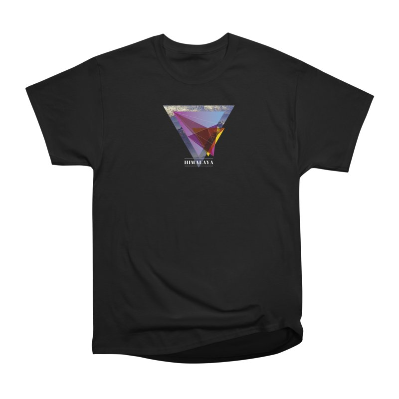 Himalaya Women's Heavyweight Unisex T-Shirt by virbia's Artist Shop