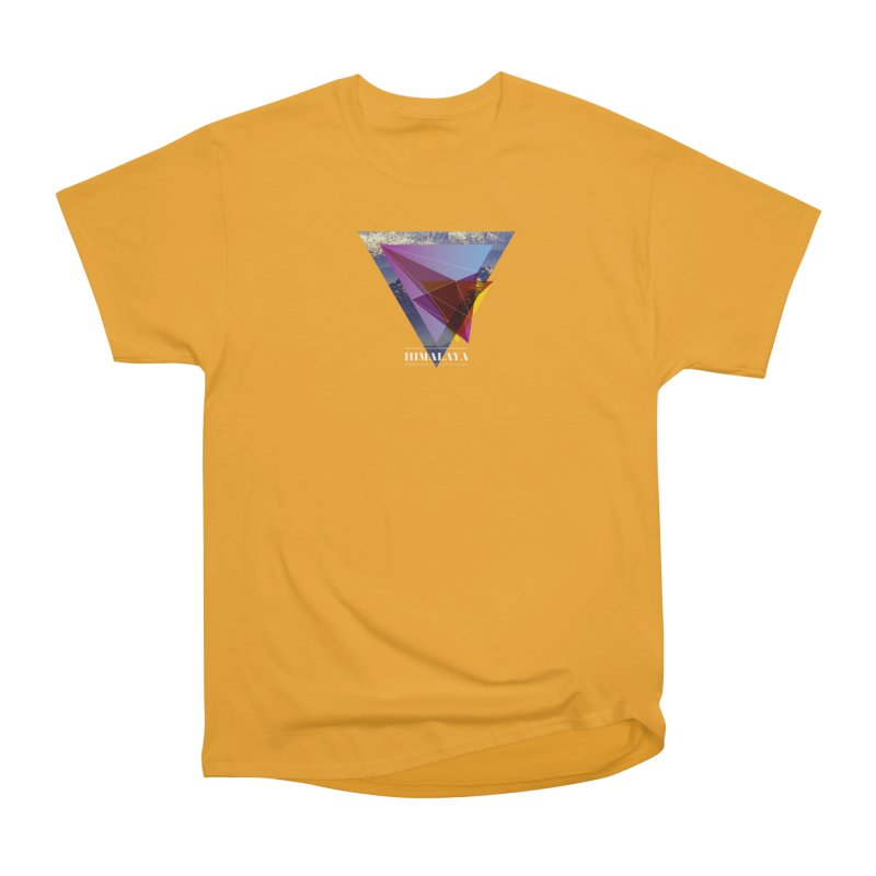 Himalaya Men's Heavyweight T-Shirt by virbia's Artist Shop