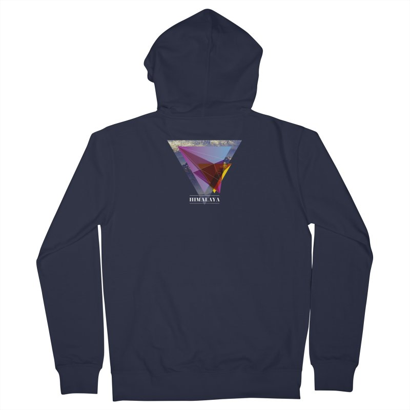 Himalaya Women's Zip-Up Hoody by virbia's Artist Shop