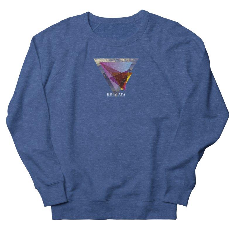 Himalaya Women's French Terry Sweatshirt by virbia's Artist Shop