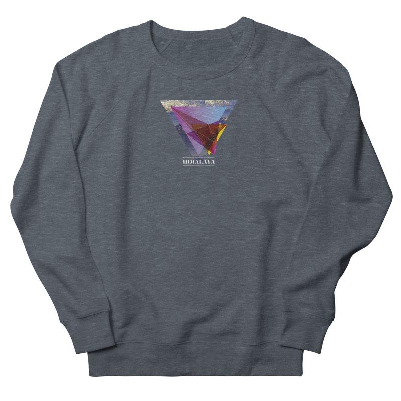 Himalaya Men's French Terry Sweatshirt by virbia's Artist Shop