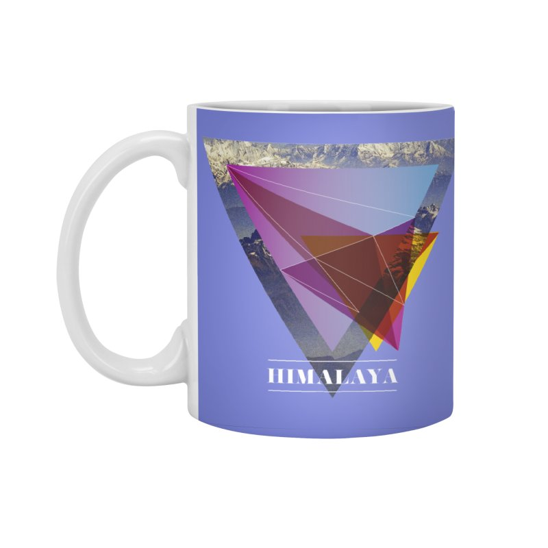 Himalaya Accessories Mug by virbia's Artist Shop
