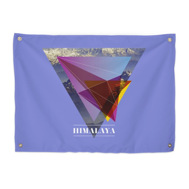 Himalaya Home Tapestry by virbia's Artist Shop
