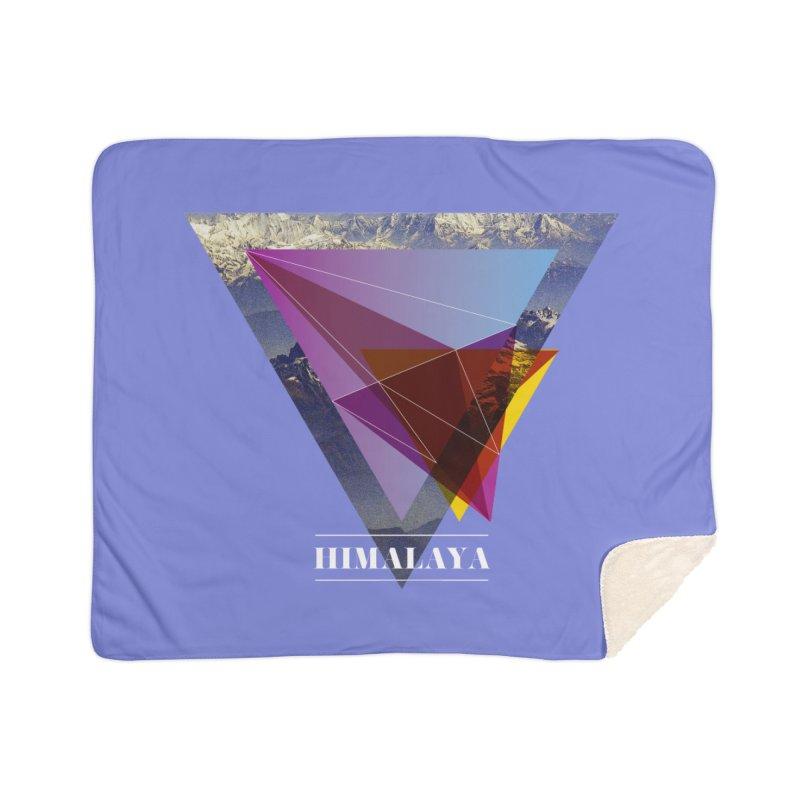 Himalaya Home Sherpa Blanket Blanket by virbia's Artist Shop