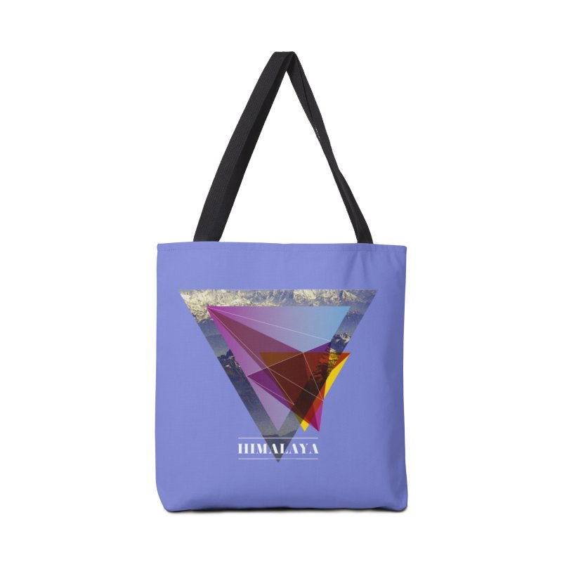 Himalaya Accessories Tote Bag Bag by virbia's Artist Shop