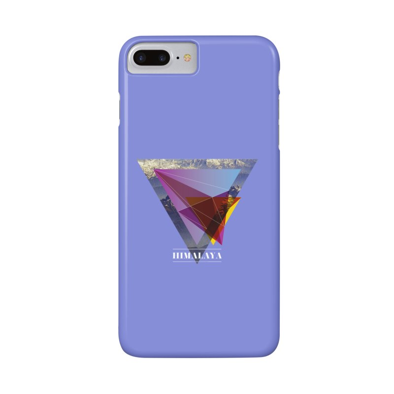 Himalaya Accessories Phone Case by virbia's Artist Shop