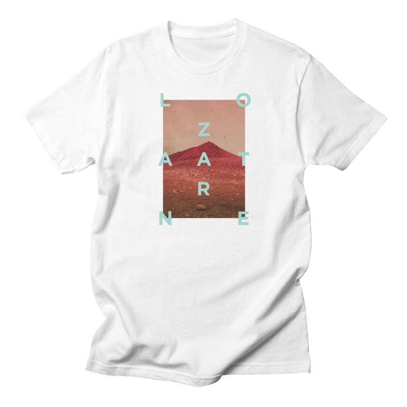 Lanzarote Canarian Island Men's T-Shirt by virbia's Artist Shop