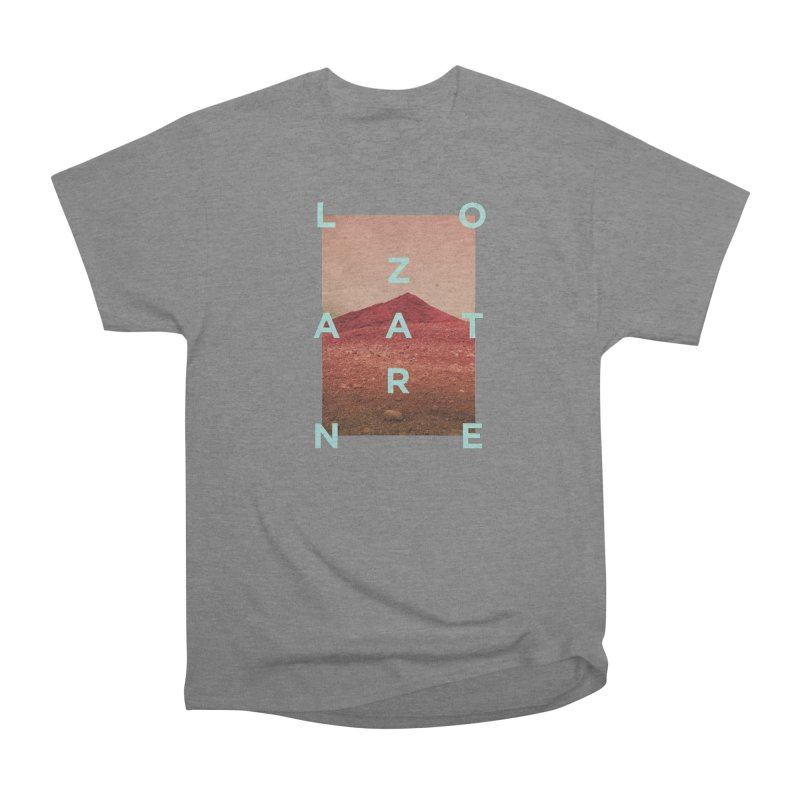 Lanzarote Canarian Island Men's Heavyweight T-Shirt by virbia's Artist Shop