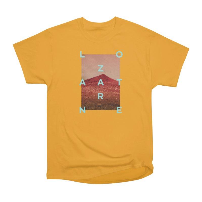 Lanzarote Canarian Island Men's Heavyweight T-Shirt by virbia's Artist Shop